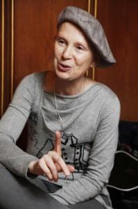 Marie-Aude Murail - photo © Harald Schröder