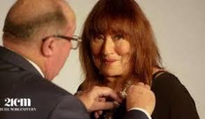 Susie Morgenstern Legion d'honneur