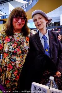 Susie & Marie-Aude Murail - Salon du livre 2015
