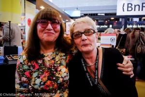 Susie - Salon du livre 2015